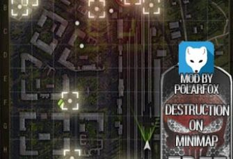 Blackwot Destructions on Minimap 9.22 By Polar Fox