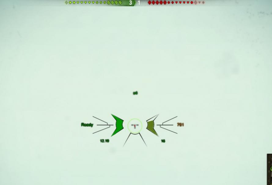 1.1.0.1 Devastator Fusion Gunsight