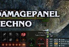 9.22 Techno Damage Panel