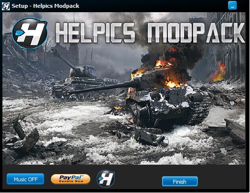 1.5.0.4 Helpics Modpack v. 4.0.9